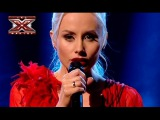 Ирина Василенко - Я буду з тобою (Бажана). Х-фактор-5. Третий прямой эфир.