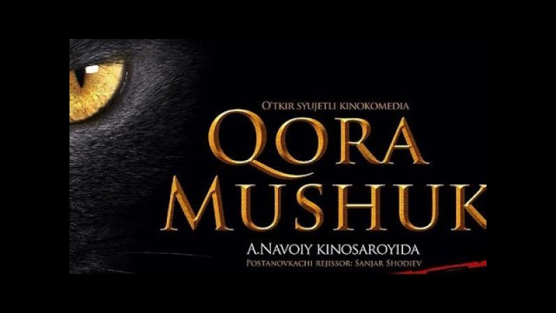 Qora Mushuk Кора мушук (Ozbek kino 2015)