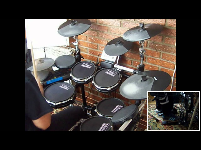 Europe - The Final Countdown (Drum Cover - Franki Bio)
