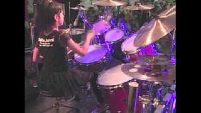 佐藤奏 543 ビナウォーク ミュージックディライトKanade Sato (Drums) Bob James etc 2013 08 24