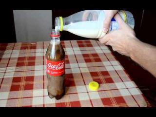 Ржачные приколы ШОК! Из чего на самом деле состоит Кока Кола