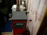 Твердотопливный котел Купер 15 кВт