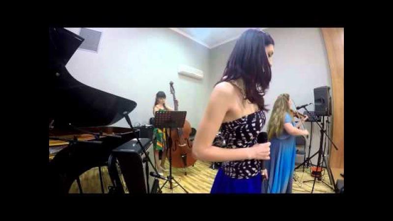 Прялка (из репертуара гр. Мельница) Ольга Муринцева (вокал), Мария Осадчая (скрипка)