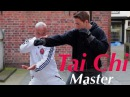 Tai Chi Chuan Master using taiji combat Lesson 1 broken ribs