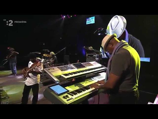 Bratislavske Jazzove Dni 2014 Victor Wooten Band