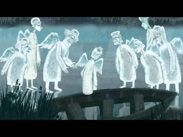 Солдатская песня мультфильм