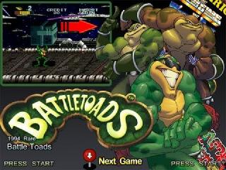 Battletoads arcade arcade battletoads zitz max