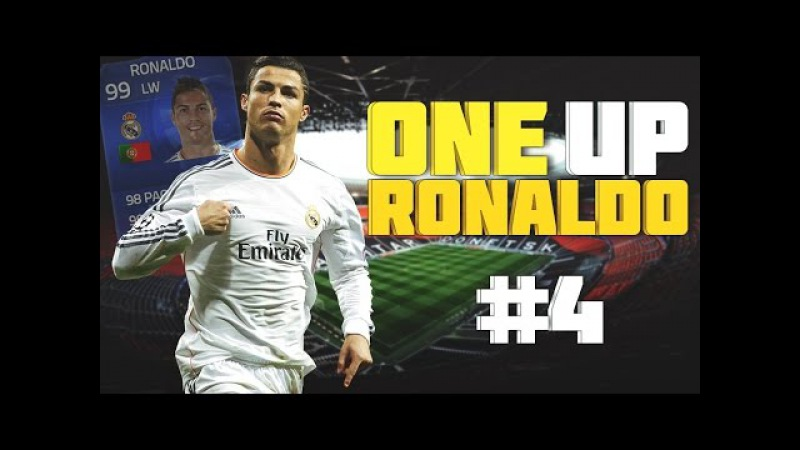 FIFA 15 PS4 | Ultimate Team | OneUp | 1UP TOTY RONALDO 4 | ВОТ ЭТО ИГРА!!