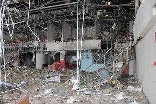 По состоянию на 11.30 силы АТО контролируют ситуацию в Донецком аэропорту, - Минобороны - Цензор.НЕТ 7110