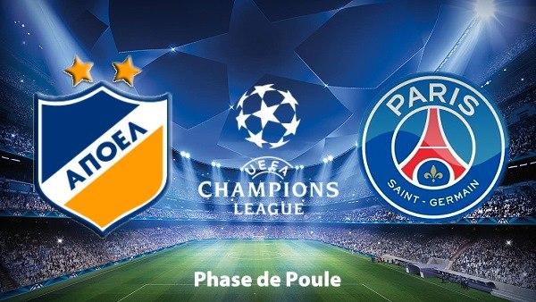 АПОЭЛ – ПСЖ. Лига Чемпионов 2014-15