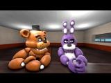 Five Nights At Freddys 3 [SFM] - СЪЕМКИ FNAF 3-ИСТОРИЯ СПРИНГТРАПА - 5 ночей у Фредди