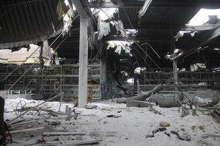 По состоянию на 11.30 силы АТО контролируют ситуацию в Донецком аэропорту, - Минобороны - Цензор.НЕТ 559