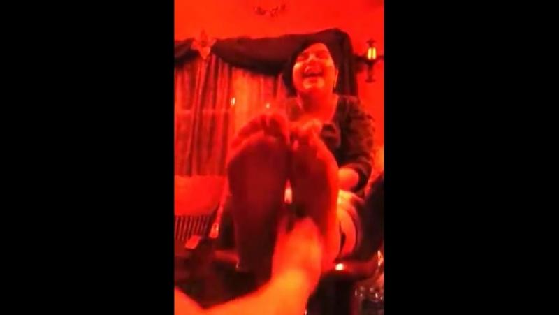 Tickle Cosquillas Solletico Kitzel Tie up Feet
