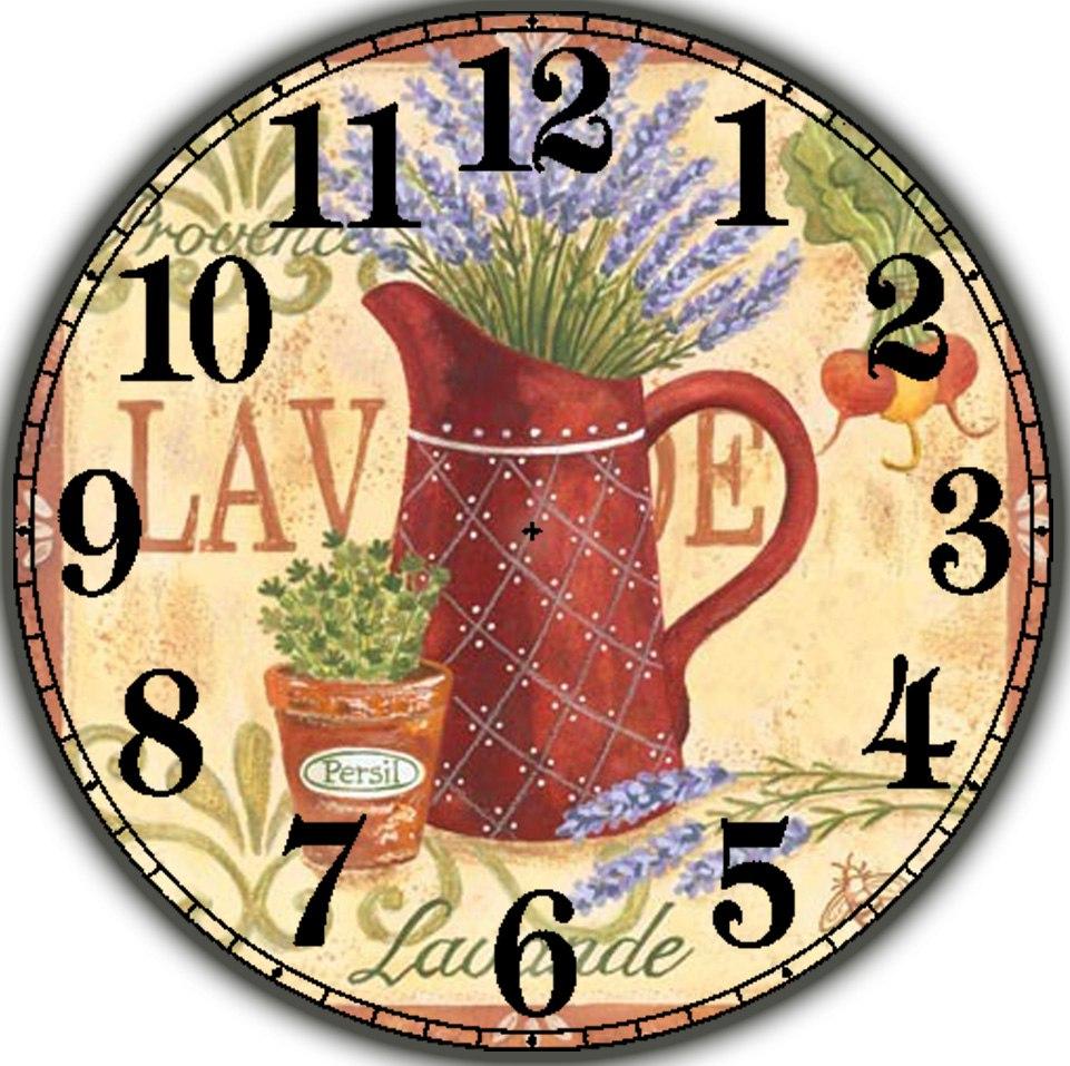 1000 images about clocks decoupage on pinterest clock. Black Bedroom Furniture Sets. Home Design Ideas