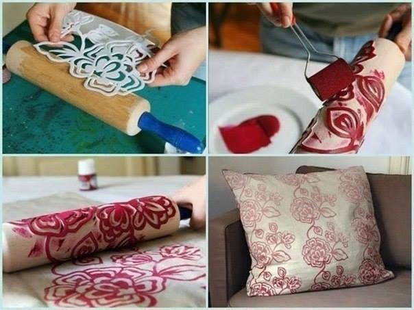 Принт на текстиле