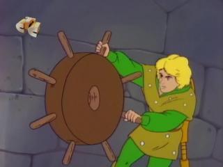 Подземелье Драконов 1 сезон 1 серия / Dungeons and Dragons 1x01 (1983 - 1985)