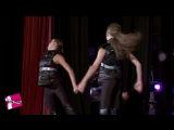 Group dance -