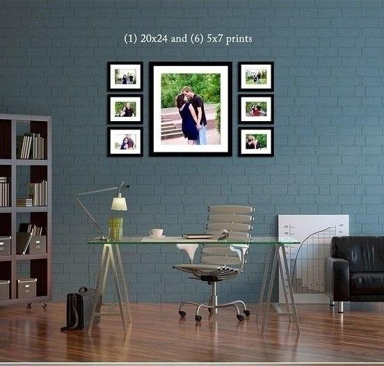 Как красиво и правильно развесить фотографии в интерьере