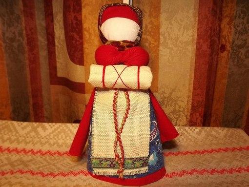 56 Новгородская беременная кукла как сделать