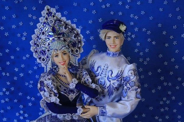 Куклы ручной работы Ларисы
