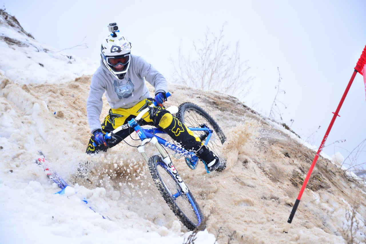 Блог им. IvanKunaev: Зима. Карьер. Дуал