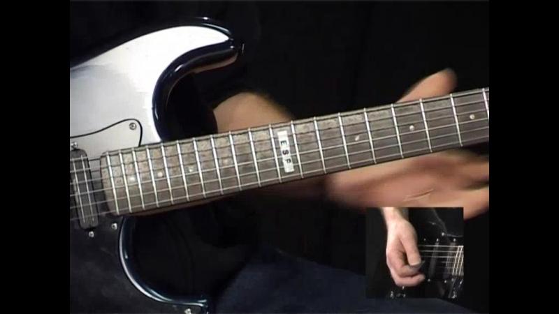 Guns N Roses - Sweet Child Of Mine (Main Riff) (Danny Gill) » Freewka.com - Смотреть онлайн в хорощем качестве