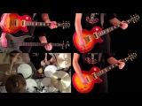 Paradise City Guns N' Roses Guitar Bass and Drum Cover
