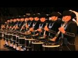 Top Secret Drum Corps - Edinburgh Military Tattoo 2012 - 720p HD
