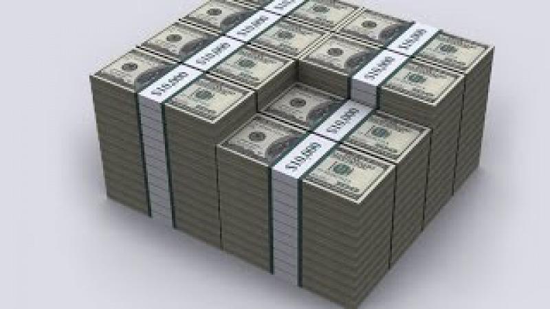 Так выглядят $18 трлн госдолга США в картинках