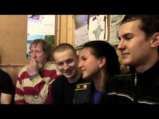 Фильм 10: Моржи Путешествие во времени с обратным билетом. Встреча людей разных поколений в Великом Новгороде. Звездный порт