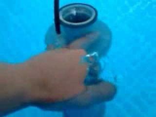 Самодельный скиммер для бассейна