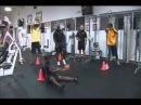 Круговая тренировка для бокса из США. Кроссфит для боксера.