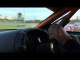 Съемка из салона Nissan GT-R r32 пилот Валерий Калинин