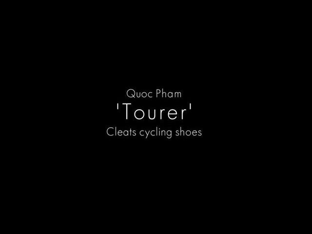 'Tourer' Cleats cycling shoes (HD)