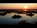 Octocopter in Africa Extreme Aerials Okavango Delta