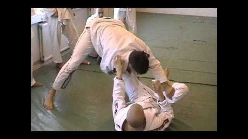 Demian Maia Brazilian Jiu-Jitsu Training Camp 2004