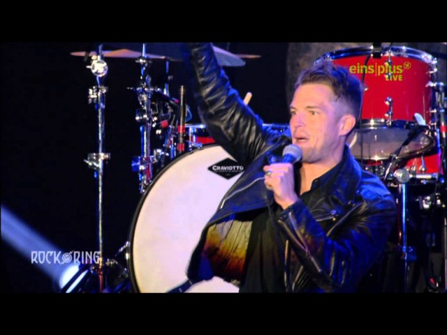 The Killers - Somebody told me Live @ Rock Am Ring 2013 - HQ
