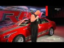 Brock Lesnar destroys J J's Cadillac and breaks Jamie Noble's arm WWE Raw July 6 2015