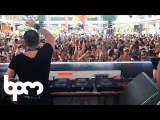 Jay Lumen live at BPM 2015 Mamita's Beach Club - El Row Party Playa Del Carmen Mexico 17-01-2015