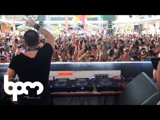 Jay Lumen live at BPM 2015 / Mamita's Beach Club - El Row Party / Playa Del Carmen Mexico 17-01-2015