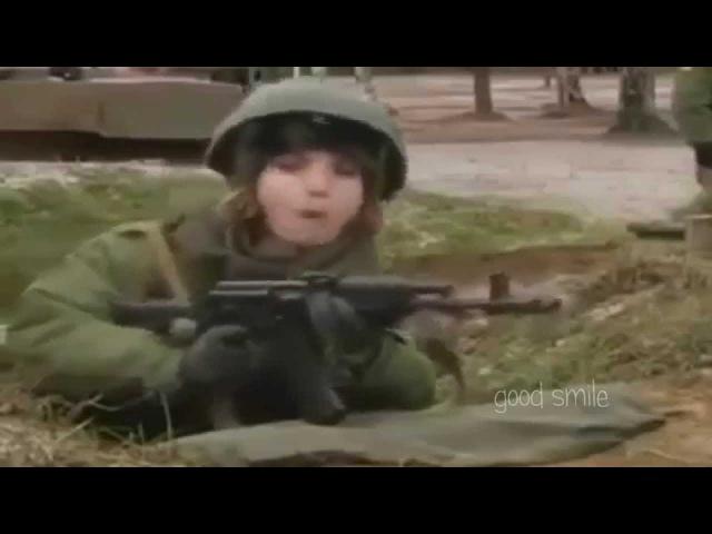 Девушки с оружием - прикольные неудачи