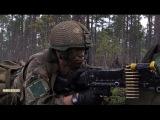 Десантники воздушно-штурмовой бригады Британской армии на учениях в США  НАТО