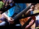 Ахра - Твои карие глаза( Инструментальная гитарная кавер версия)(Instrumental guitar cover version)