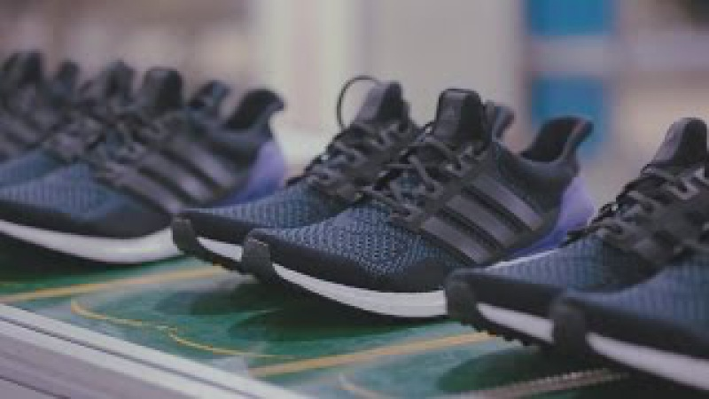 Process: The Adidas Ultra Boost AKA
