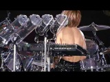Yoshiki Drum solo 12 - 1116 2008.03.30 X JAPAN to resume its attack in 2008 I.V.