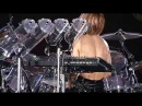 Yoshiki Drum solo 1 2 11 16 2008 03 30 X JAPAN to resume its attack in 2008 I V
