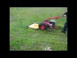 Косилка роторная КРМ 2 для мотоблока беларус мтз 09Н (мульчер)