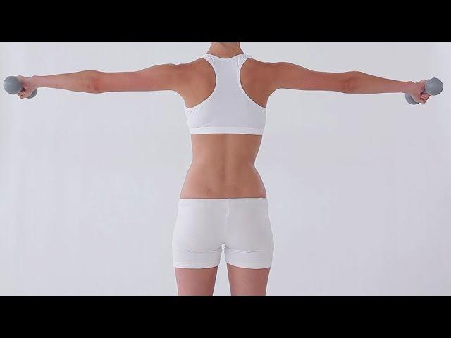 Renforcement musculaire Special halteres - Cours complet