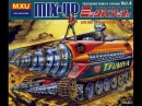 Fumiya Tanaka Hard Detroit Techno Mix Up Vol4