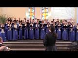 Сводный хор г.Саратова и г.Энгельса .